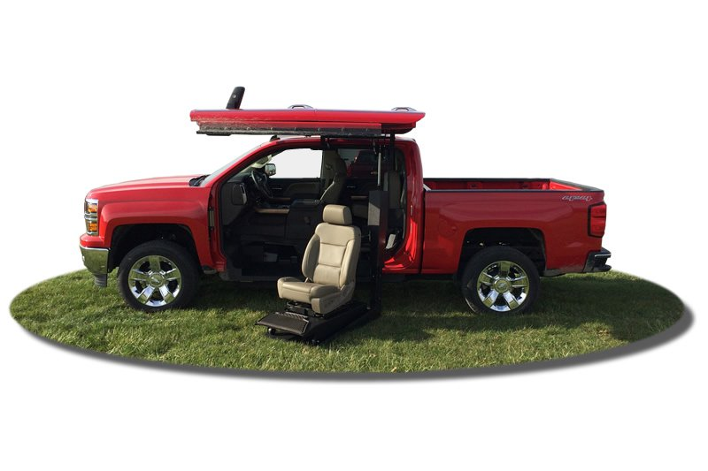 2014-present Chevrolet Silverado or GMC Sierra 1500, Driver Side Conversion